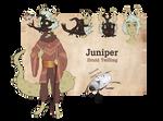 (dnd) Juniper Ref