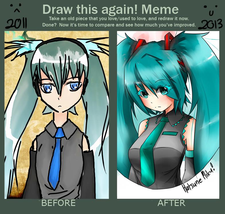 Improvement Drawing~ by Zain-95