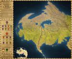 Map of Aran and Ilan