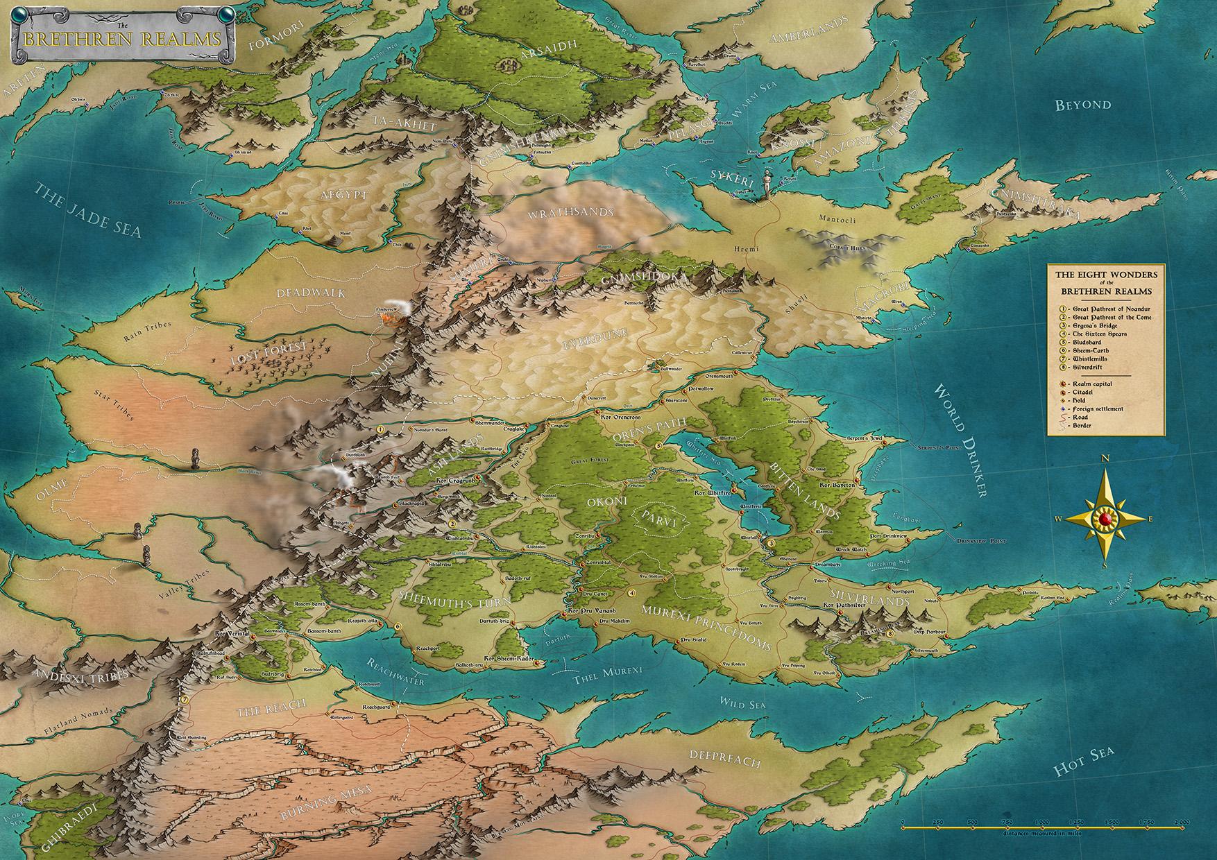 Mor Nadar - Lord of the Horde