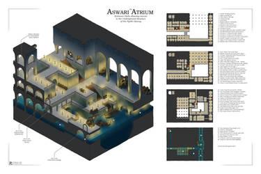 Aswari Atrium by Caenwyr