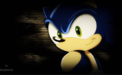 Sonic The Hedgehog - Wallpaper -3 by IGimagination