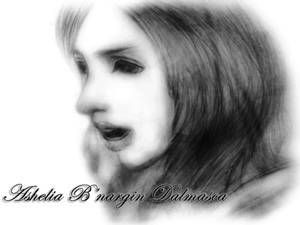 Ashelia Dalmasca