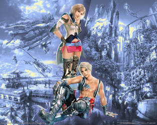 Vaan x Ashe Wallpaper by Vaan-x-Ashe-Club