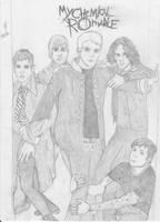 My Chemical Romance by vampireFreak1015