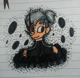 Colored Pen Sketch #1