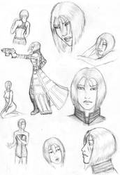 Elise Moore-Character Sheet