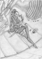 Harlequin by Veenan