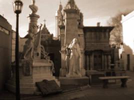 Cementerio Recoleta 7. by skinNdestiny