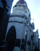 Cementerio Recoleta 8. by skinNdestiny