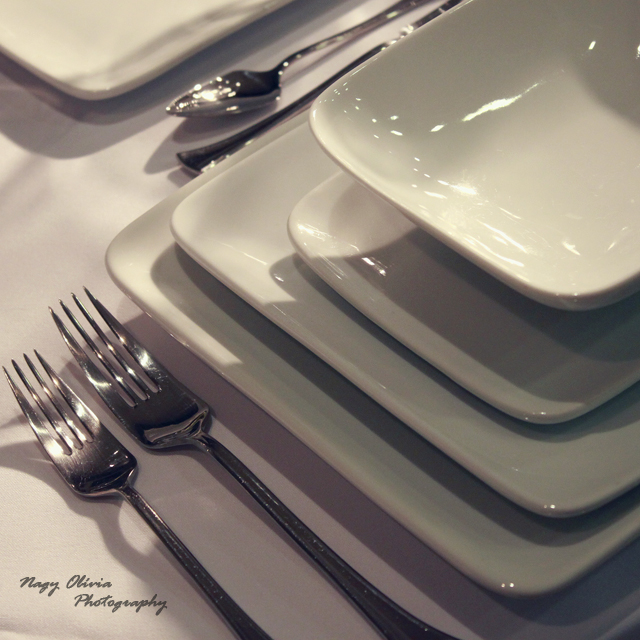 Wedding tableware I by livvvv17 ... & Wedding tableware I by livvvv17 on DeviantArt