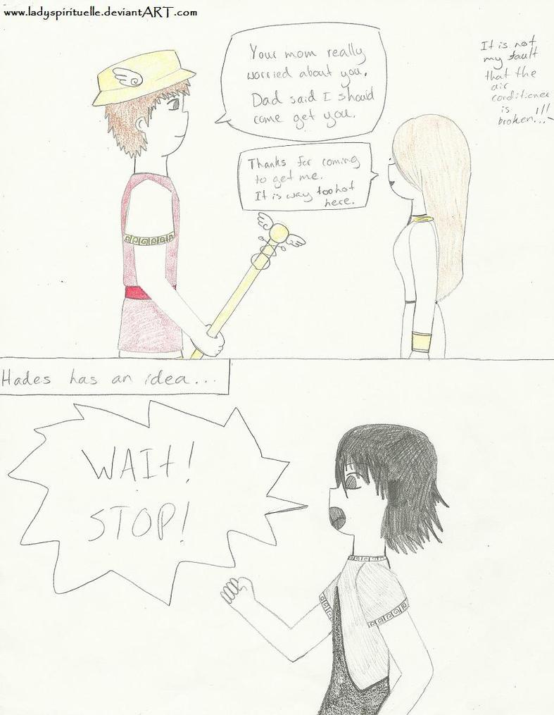 Persephone Comic Hades and Persephone -...