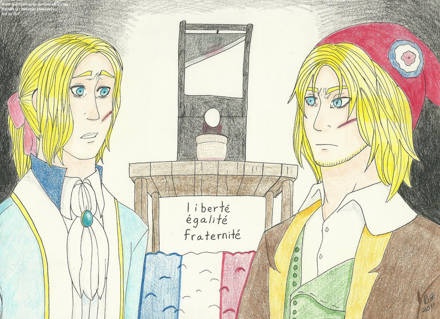 APH - The French Revolution by BrennaSnow