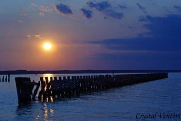 TCC Sunset 3 by poetcrystaldawn