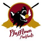 Pfafftown Padfoots Logo