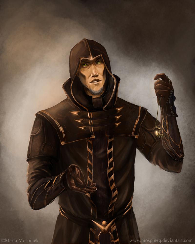 Ogmund's amulet by Mospineq