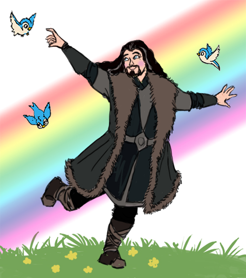 Thorin by Mospineq