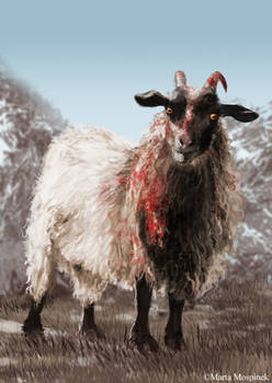 Goat of death