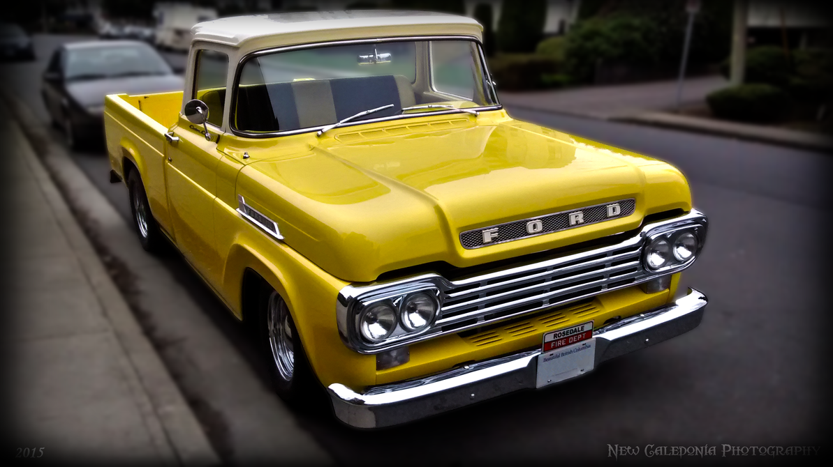 1959 Ford F100 02 Ncp By New Caledonia Photos On Deviantart