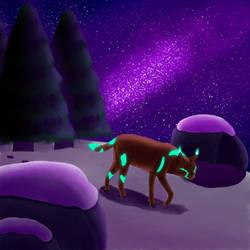 [Secret Santa] Prowling Under the Stars
