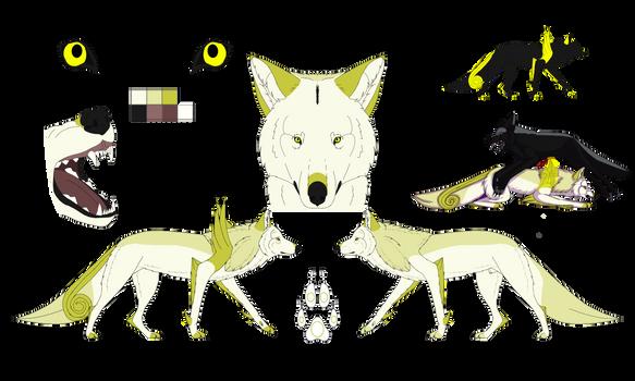Azurehowl Reboot: Light Species Design Entry