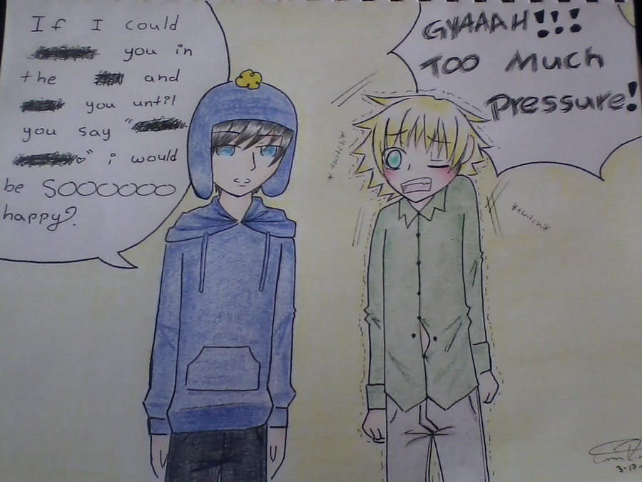 south park: Craig x Tweek by yuyafangirl on DeviantArt