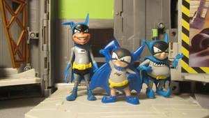 JLU BATMAN FAMILY: BAT-MITES