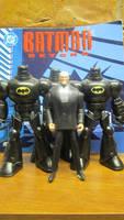 BATMAN BEYOND BAT-BOTS