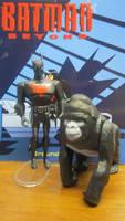 BATMAN BEYOND FINGERS