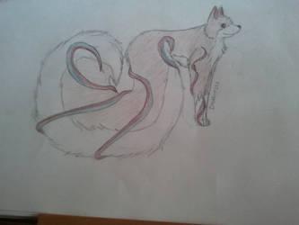 Adopt Wolf~ open!