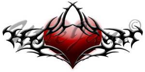 .: Heart tribal :.