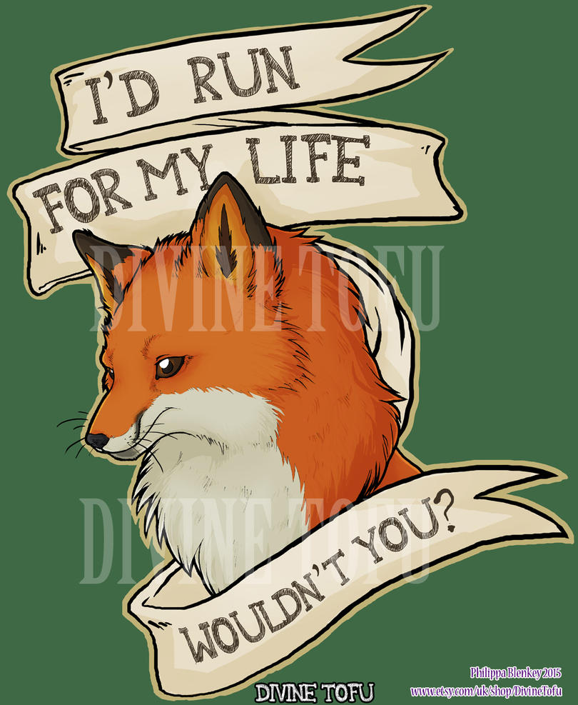 Run for life by DivineTofu
