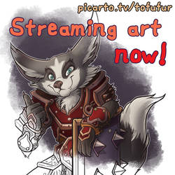 Streaming now!
