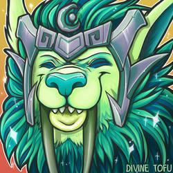 Cat Druid Icon