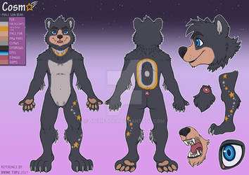 Cosmo Reference Sheet