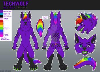 Techwolf Refernce Sheet SFW