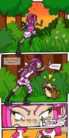 Pokemon Comic - lol Overkill by DivineTofu