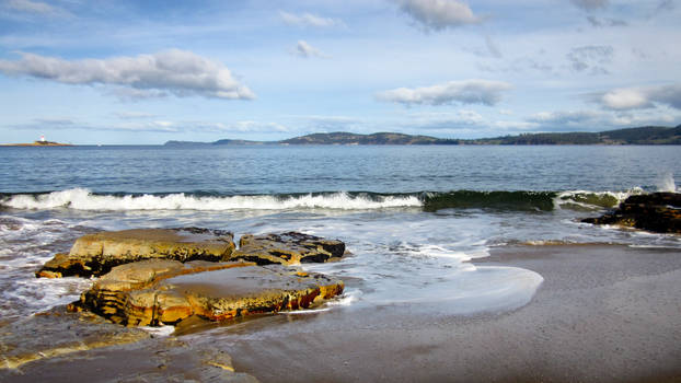 Seacroft Bay Tasmania