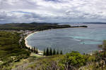 Shoal Bay From Tamoree Mt Nelson Bay