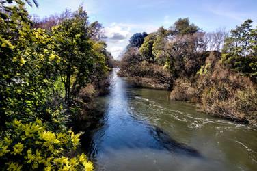 Meander River at Deloraine