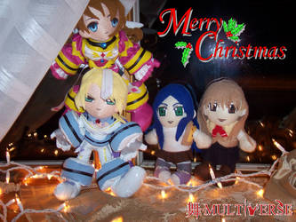 A Mai-Multiverse Christmas! by ShizNat4EVER