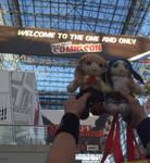Shizuru and Natsuki at New York Comic Con 2016 by ShizNat4EVER