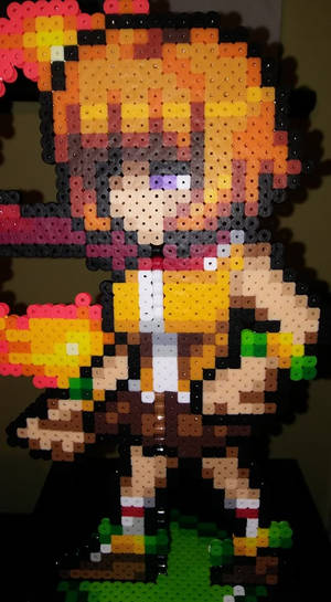 Mai Tokiha (My-HIME) PixelBit art by POPCycled 3