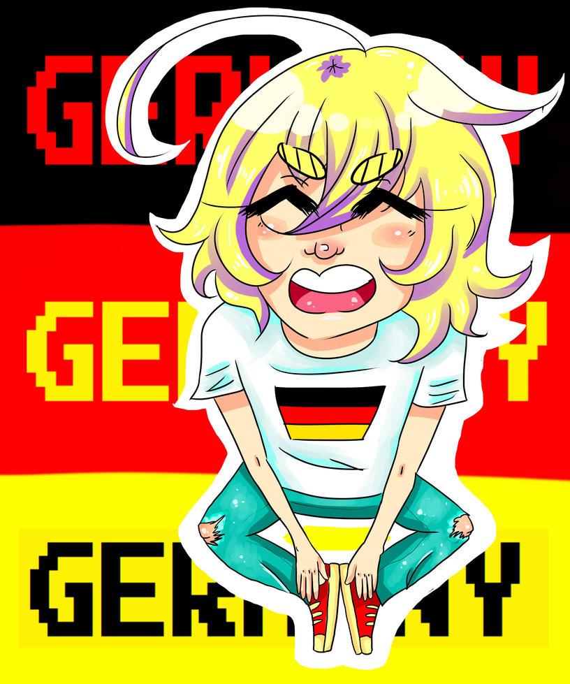 GERMANY !! by RedCandy44