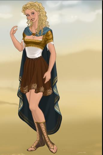 Annabeth back then by returntowonderland