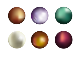 Colorful pearls 01