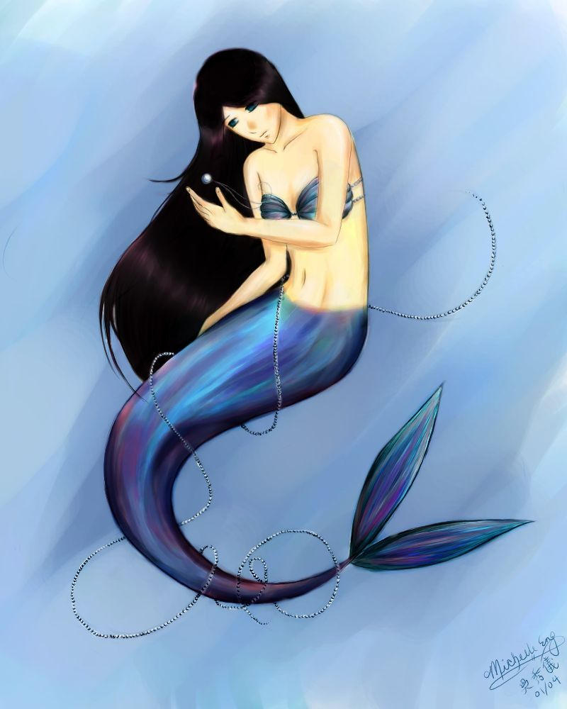 mermaid by endlesssorrow