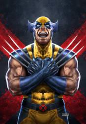 WOLVERINE - X-Men Comics by sadeceKAAN