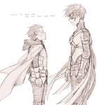 Damian and Tim