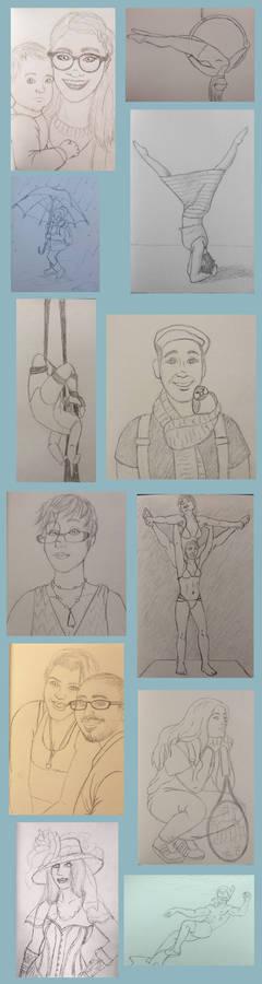 2018 drawings